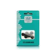 ETZ-GEMINI-MED [BULLETZ GEMINI 3mm フォームイヤーチップ 交換用イヤーチップ Mサイズ 3ペア]