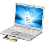 CF-SZ6CDAQR [Let's note(レッツノート) SZ6シリーズ/12.1型/Core i7-7500U/SSD128GB+HDD1TB/メモリ8GB/DVDスーパーマルチドライブ/Windows 10 Pro 64ビット/Office Home and Business Premium/シルバー]