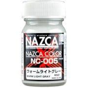 NC005 [塗料 NAZCAカラー 30720 ウォームライトグレー]