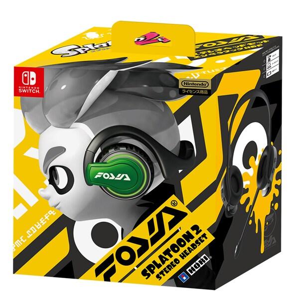 NSW-047 [ステレオヘッドセット エンペラフックHDP for Nintendo Switch]