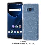 RT-DGS8A/MKC [Galaxy S8 ディズニー TPUケース キラキラ ミッキー クリア]