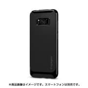 Galaxy S8 Neo Hybrid Shiny Black [Galaxy S8 用ケース]