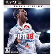FIFA 18 Legacy Edition [PS3ソフト]