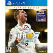 FIFA 18 RONALDO EDITION [PS4ソフト]