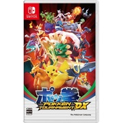 ポッ拳 POKKEN TOURNAMENT DX [Nintendo Switchソフト]