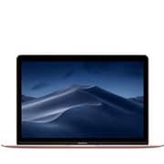 MacBook Retinaディスプレイ 12インチ デュアルコアIntel Core m3 1.2GHz 256GB ローズゴールド [MNYM2J/A]