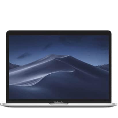MacBook Pro 13インチ Touch Bar 3.1GHz デュアルコアi5プロセッサ 512GB シルバー [MPXY2J/A]