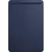 iPad Pro 10.5インチ用 レザースリーブ ミッドナイトブルー [MPU22FE/A]