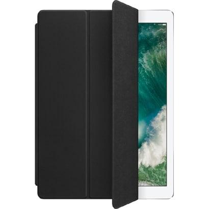 レザーSmart Cover ブラック iPad Pro 12.9インチ 2017年発表モデル [MPV62FE/A]