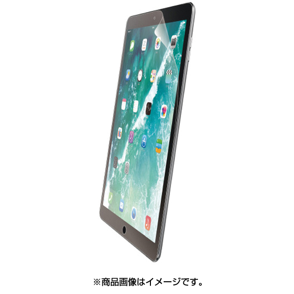 TB-A17LFLFBLGPC [iPad Pro 12.9インチ用 保護フィルム ブルーライトカット/高光沢]