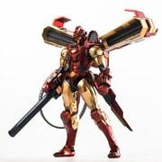 センチネル RE:EDIT IRONMAN#12HOUSE OF M Armor [フィギュア]