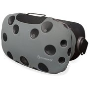 M07200-GR [Gelshell Head Mounted Display Silicone Skin for HTC VIVE (Gray)]