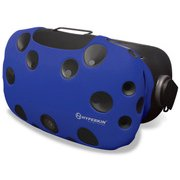 M07200-BU [Gelshell Head Mounted Display Silicone Skin for HTC VIVE (blue)]