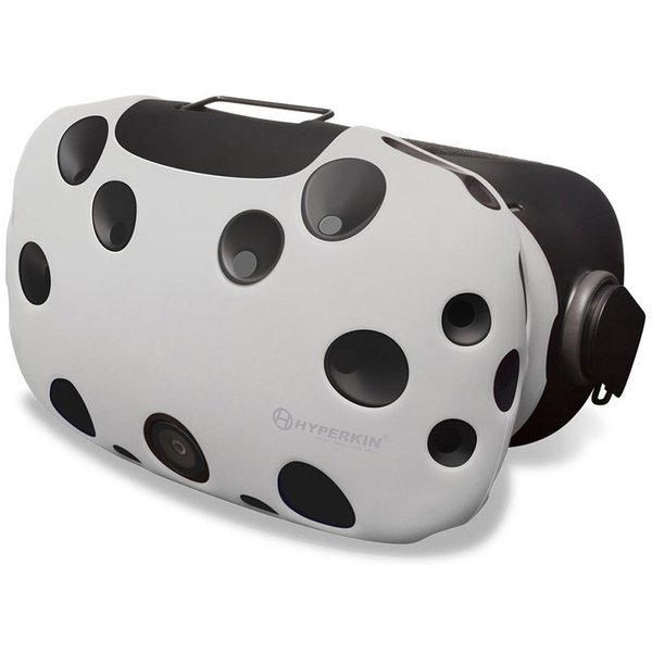 M07200-WH [Gelshell Head Mounted Display Silicone Skin for HTC VIVE (white)]