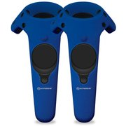 M07201-BU [Gelshell Wand Silicone Skin for HTC VIVE (2pcs/pack)-Blue]