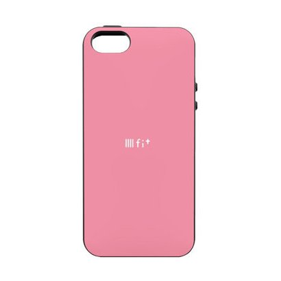 IFT-04PK [iPhone SE/5s/5 IIIIfit+ケース ピンク]