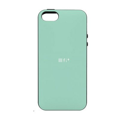 IFT-04MGR [iPhone SE/5s/5 IIIIfit+ケース ミントグリーン]