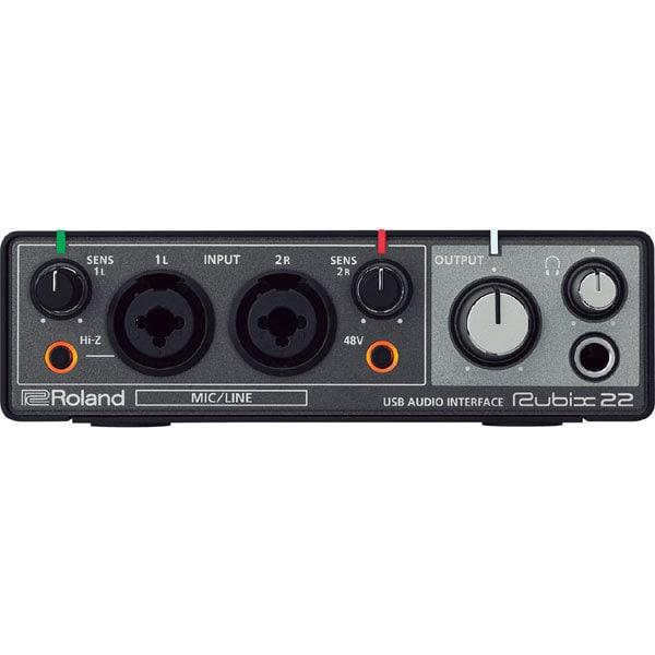 RUBIX22 [USB オーディオ インターフェース]