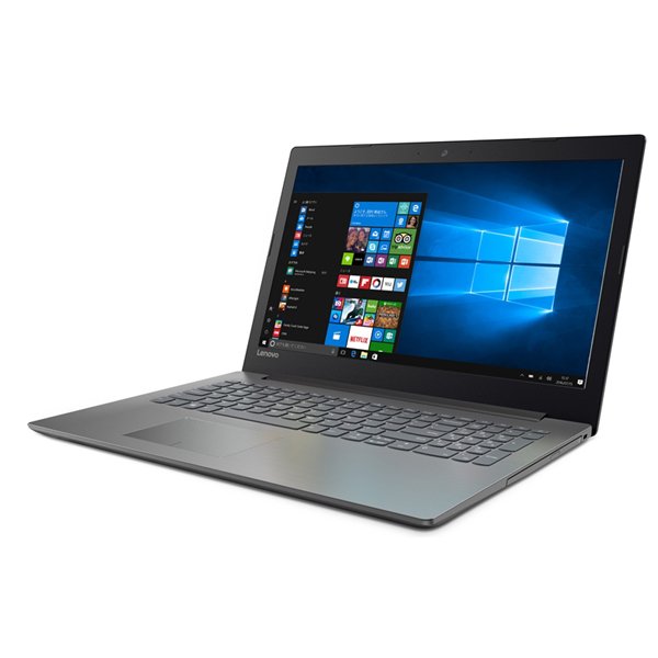 80XL00C9JP [ideapad 320/Windows 10 Home 64bit/Core i5-7200U/メモリ 4GB/HDD 1TB/DVD スーパーマルチ ドライブ/15.6型 HD/Microsoft Office Home & Business Premium プラス Office 365 サービス/オニキスブラック]