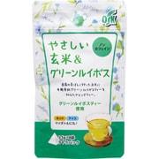 やさしい玄米&グリーンルイボス 3.5g×8袋 [茶葉]