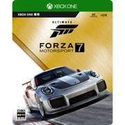 Forza Motorsport 7 アルティメットエディション [XboxOne ソフト]