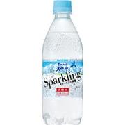 南アルプスの天然水 スパークリング 500mL×24本 [ペットボトル]