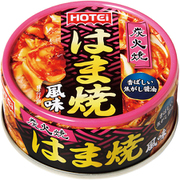 はま焼風味 55g [缶詰]