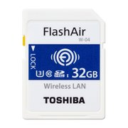 SD-UWA032G [FlashAir SDHCカード 32GB SD-UWAシリーズ(W-04)]