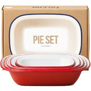 PIE SET RED [パイセット レッド 5枚組]