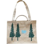 JUTE Carryall M Forest