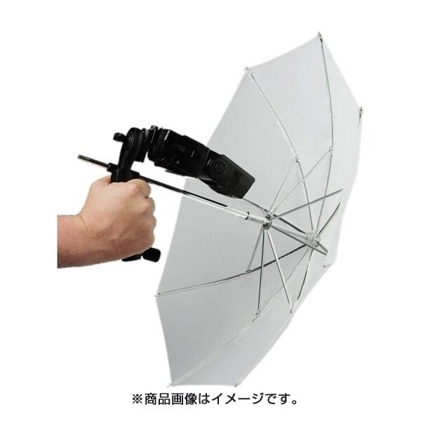 LL LU2126 [ストロボ用グリップ トランスルーセントアンブレラ付 50cm]