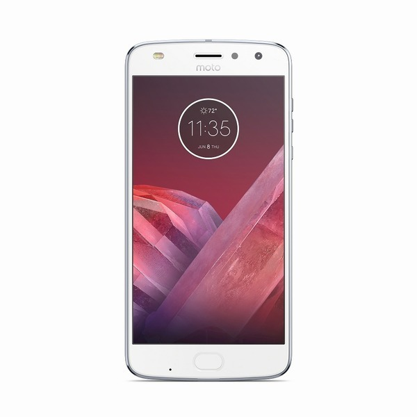 AP3835AD1J4 [Moto Z2 Play Android7.1.1搭載 5.5インチ液晶 64GB SIMフリースマートフォン ニンバス]