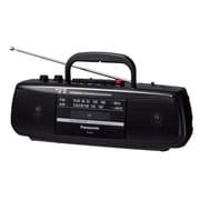 RX-FS27 [ステレオラジオカセットレコーダー ワイドFM対応 ブラック]
