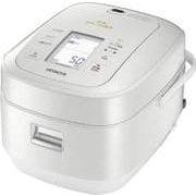 RZ-AW3000M W [圧力スチームIH炊飯器 5.5合炊き ふっくら御膳 パールホワイト]