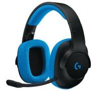 G233 [PRODIGY Wired Gaming Headset(有線 ゲーミングヘッドセット) ブラックブルー]
