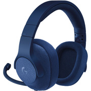 G433BL [Wired 7.1 Surround Gaming Headset(有線 7.1サラウンド ゲーミングヘッドセット) ブルー]