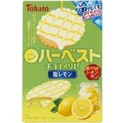 ハーベスト チョコメリゼ 塩レモン 14枚(2枚×7包) [ビスケット]