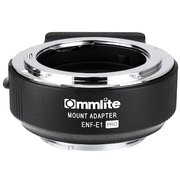 CM-ENF-E1 PRO [マウントアダプター レンズ側:ニコンF(Gタイプ対応) ボディ側:ソニーE 電子接点付き]
