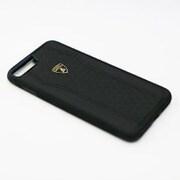 LB-TPUPCIP7P-HU/D8-BK [Lamborghini iPhone 7 Plus 本革ケース]