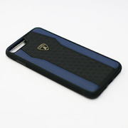 LB-TPUPCIP7P-HU/D8-BE [Lamborghini iPhone 7 Plus 本革ケース]