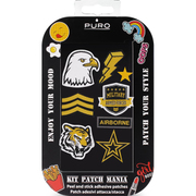 PMSARMYMIX1 PURO Patch Stricker Army [PURO Patch Mania用 ドレスアップシール Army]