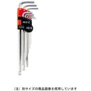 HGBL-8 [MCC 六角棒ボールポイントロング 8]