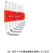 GBS-2.5 [MCC 六角棒ボールポイントショート 2.5 H]