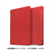 LAUT_IPP9_TF_R [iPad 9.7インチ 2017年度発表モデル用ケース TRIFOLIO RED]