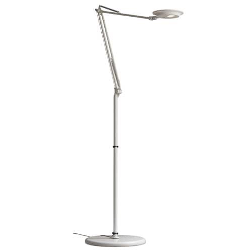 LEDスタンドライト Rebio (レビオ) 本体 (フロアーベースセット) ホワイト