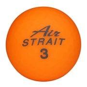 エアストレートマットカラーボール ASBA-7759 オレンジ [ゴルフボール 6球入り]