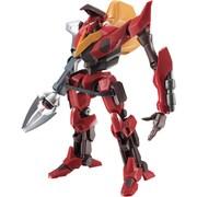 ROBOT魂 <SIDE KMF> 紅蓮弐式(甲壱型腕装備) [コードギアス 全高約125mm 塗装済可動フィギュア]