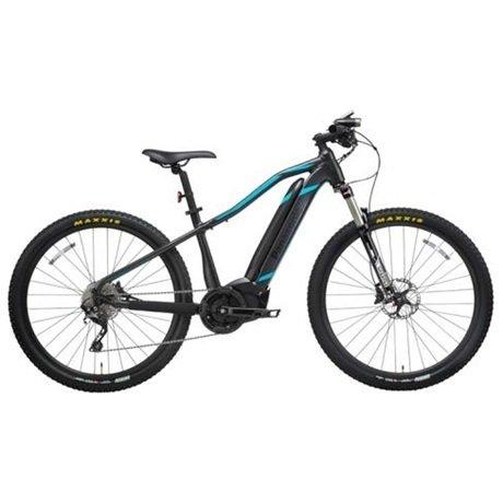 BE-EXM40B [電動アシストスポーツタイプ自転車 XM1 (エックスエムワン) 27.5型 36V/8Ah 外装10段変速 マットチャコールブラック 2018年モデル]