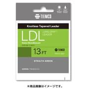 TIEMCO LDLリーダー 13FT 6X