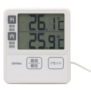 O-285IV [室内・室外温度計]